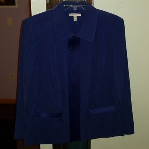 (NWOT) JM Collection blazer size: 18W
